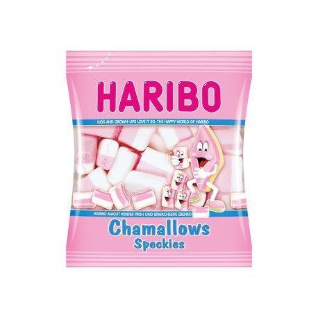 Haribo Chamallows speckies penové cukrovinky 100 g