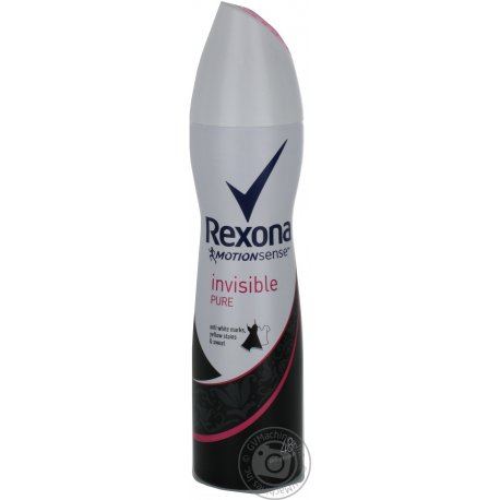 Rexona dámsky deodorant 150 ml - Invisible pure