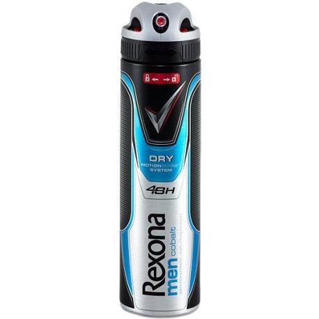 Rexna pánsky deodorant 150ml -men cobalt 48h