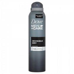 Dove pámsky  dodorant  - Men Invisible dry 150ml