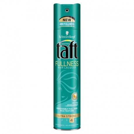 Taft lak na vlasy 250ml Fullness 4