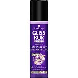 Gliss Kur Fiber Therapy kondicionér na nadmerne namáhané vlasy 200 ml