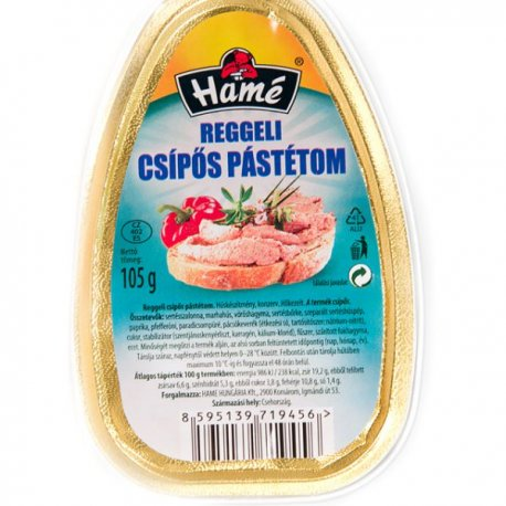 Hame 105 g - Raňajková ščiplavá