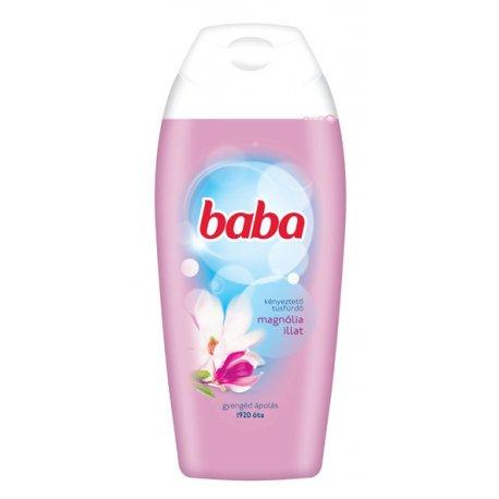 Baba sprchový gél 400ml magnolia