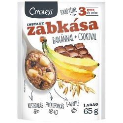 Cornexi ovsená - kaša banán s čokoládou 65g