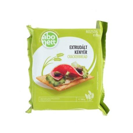 Abonett  Extrudovaný chlieb ražný - 100g