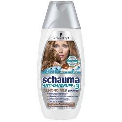 Schauma šampon 250ml Anti-Danduroff x3