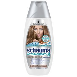 Schauma šampon Anti-Danduroff x3 250ml