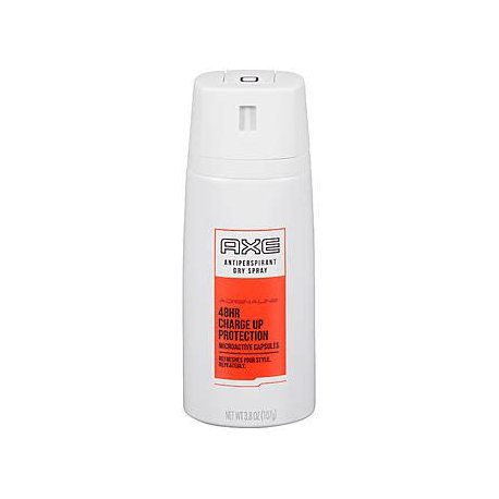 Axe deodorant 150ml Adrenaline Charge Up Protection