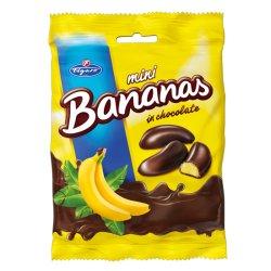 Figaro Banana choco penové banánové želé v horkej čokoláde 75g