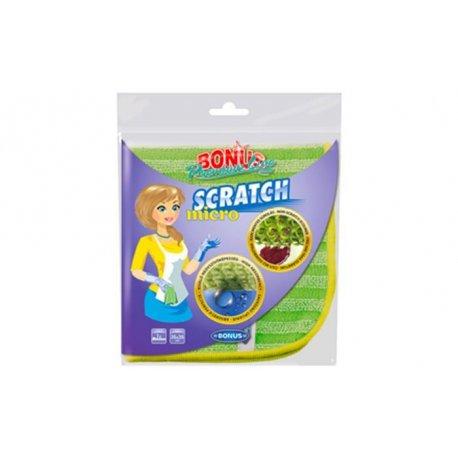 Bonus Micro Scratch mikrovláknová utierka 1ks