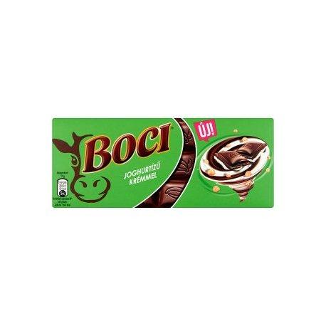 Boci čokoláda 100g joghurtový