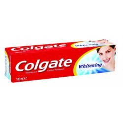 Colgate zubná pasta  - Whitening  100ml