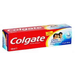Colgate zubná pasta 100 ml - Cavity protection