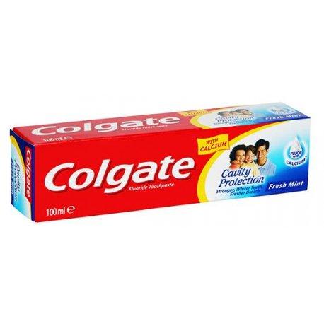 Colgate zubná pasta 100 ml - Cavity protection