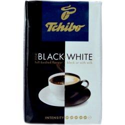 Tchibo  Black&white  pražená mletá káva 250g