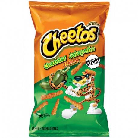 Cheetos Extrudovaný kukuričný výrobok s príchuťou pizze  43 g
