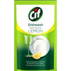 Cif náplň na umývanie riadu  - Lemon 500ml