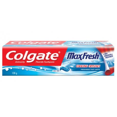 Colgate max fresh cooling crystals cool mint zubná pasta 100ml