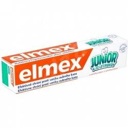 Elmex Junior Zubná pasta s aminfluoridom 75 ml