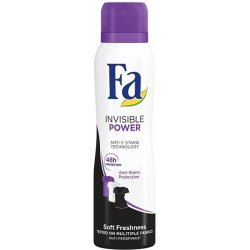 Fa - Dámsky deodorant Invisible Power 150ml