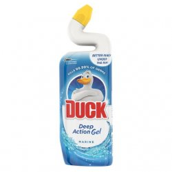 Duck Cleaning Gel Marine Wc tekutý čistiaci prostriedok 750ml
