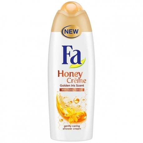 Fa Honey Creme Golden Iris Scent Sprchový gél 250ml