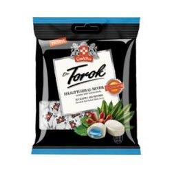 Dr. Torok cukrík 75 g - Eukalyptus + mentol