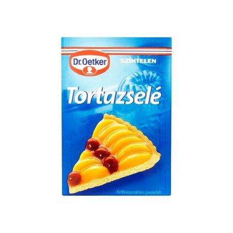 Dr. Oetker Tortové želé v prášku  12 g