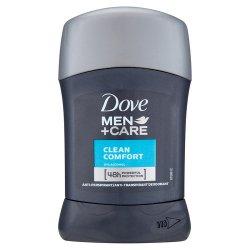 Dove Men+ Care Clean Comfort antiperspirant deostick 50 ml