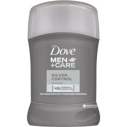 Dove Men + Care Silver Control 48h antiperspirant deodorant stick pro muže 50 ml