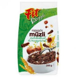Fit Viaczrnné cereálie Muzli čokoládový s orech.200g