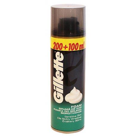 Gillette fusion gél 200 ml