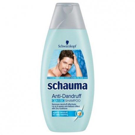 Schauma 400ml šampon Cotton Fresh na mastné vlasy