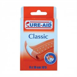 Cure Aid  Classic leukoplast 6 x 10 cm