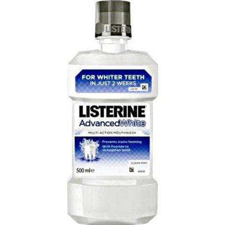 Listerine ústna voda 500 ml - Total care zero