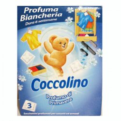 Coccolino voňavý vankúšik  3 ks