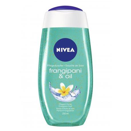 Nivea dámsky sprchový gél 250 ml - Hawaii flower&oil