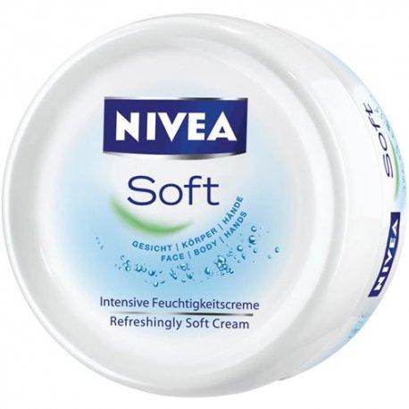 Nivea Creme Soft 300 ml