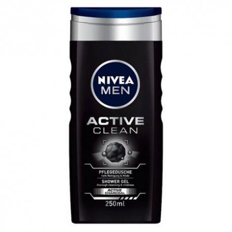 Nivea pánksy sprchový gel Active Clean - 250ml