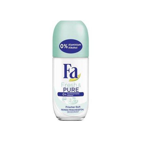 Fa Fresh Pure antiperspirant roll on 50ml