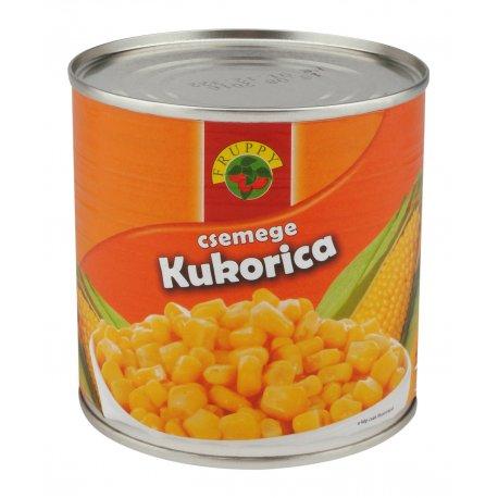 Fruppy Kukurica v sladkoslanom náleve 340g