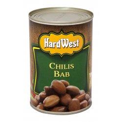 Hardwest červená fazuľa v chilli omáčke 400g
