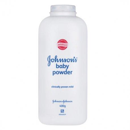 Johnsons  Baby púder 400g