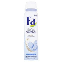 Fa dámsky deodorant Soft Control  150 ml