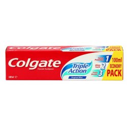 Colgate zubná pasta  - Tripple action 100 ml