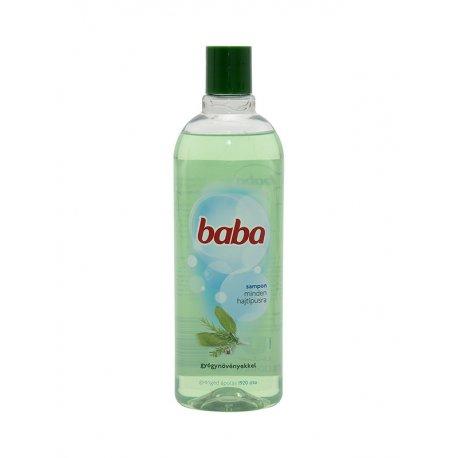 Baba šampón 400 ml - Na všetky typy vlasov