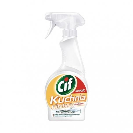 Cif Kuchyňa ultrafast čistiaci sprej 450 ml