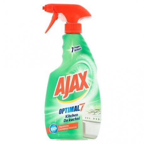 AJAX Optimal 7 Kitchen,čistiaci prostriedok do kuchyne 500ml