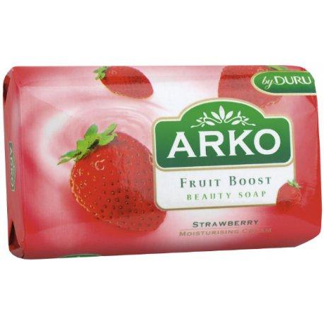 Arko mydlo jahoda 90g